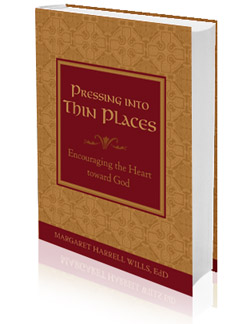 Pressing Into Thin Places Book